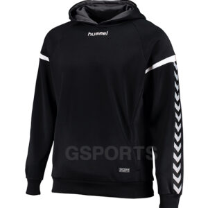 hoodie-hummel-authentic-charge-poly-noir