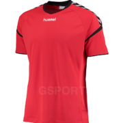 maillot-hummel-authentic-charge-men-rouge