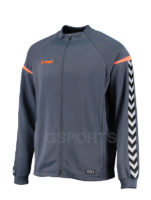 veste-hummel-authentic-charge-ombre-blue