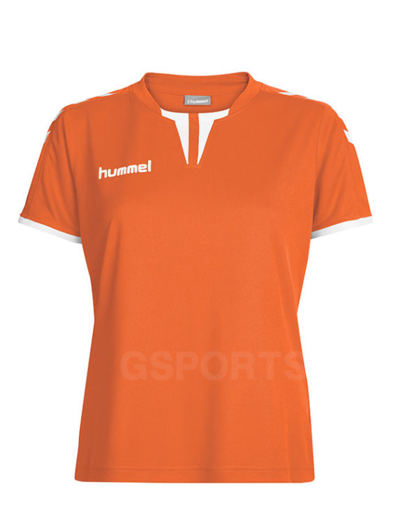maillot-hummel-core-lady-orange