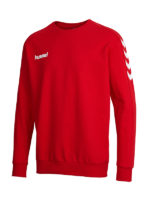 sweat-hummel-corporate-core-rouge