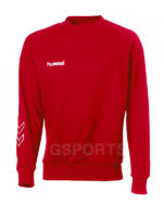 sweat-hummel-corporate-coton-rouge